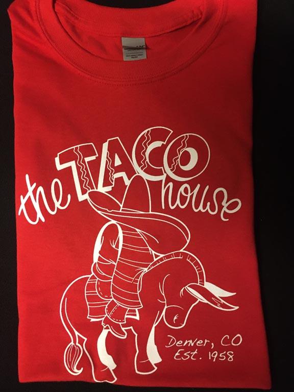 Taco House T-shirts